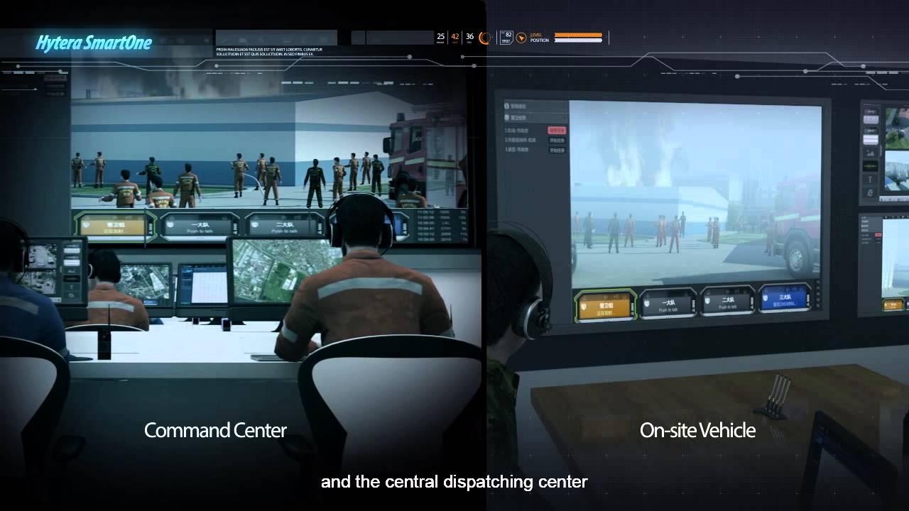 Hytera Dispatch Systems | Alpha Prime Communications