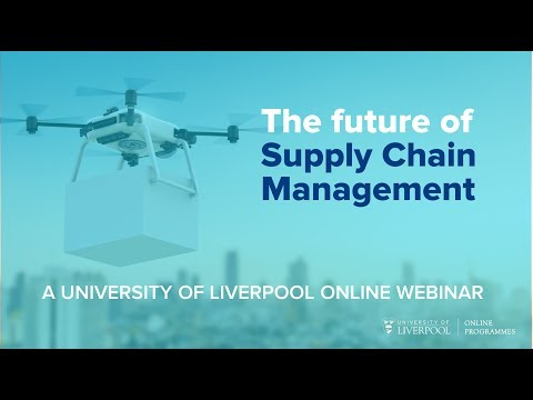 The future of supply chain management  How will technology a