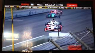 2015 indycar indianapolis 500 reactions