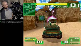 Alien Front Online (May 2, 2018) Sega Dreamcast Online Multiplayer