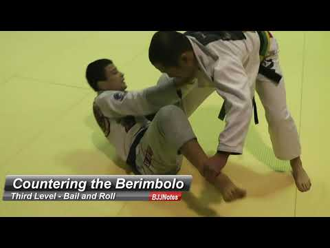 Berimbolo Defense: Three Levels