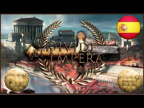 Divide Et Impera Rome 2 Total War - EN ESPAÑOL - Link De Descarga: Traducción