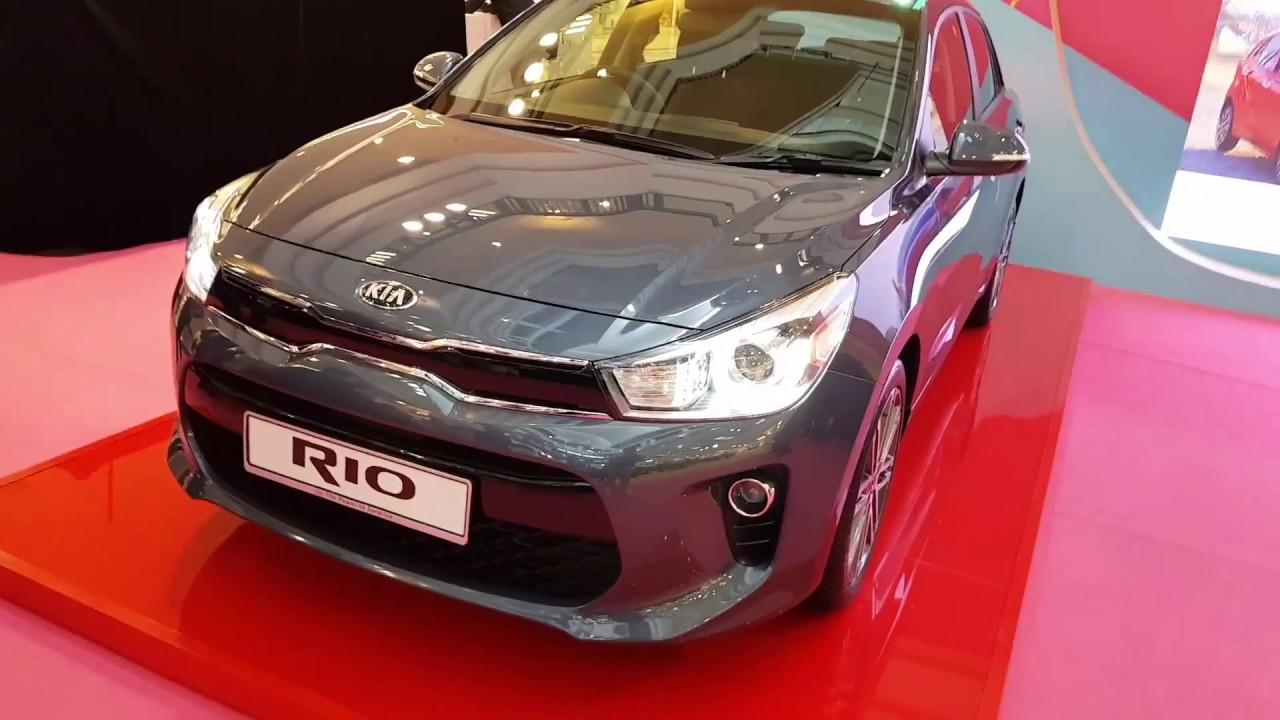 Evo Malaysia com | 2017 Kia Rio In Depth Walk Around Review