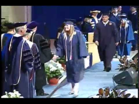 West Virginia University's Eberly College of Arts and Sciences 2009 Graduation