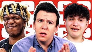 Why People Are Freaking Out About This LIFETIME BAN, Jarvis, KSI, Logan Paul, Popeyes, & More