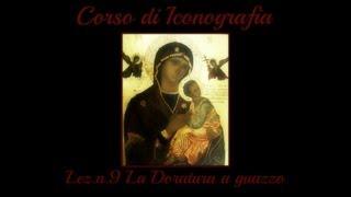 Corso di Iconografia,Le.n.9 (La doratura a guazzo)