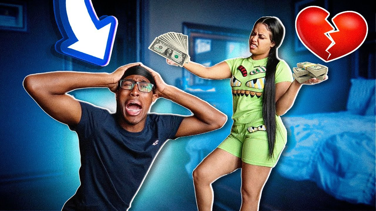 I'm Putting YOU On CHILD SUPPORT Prank!!