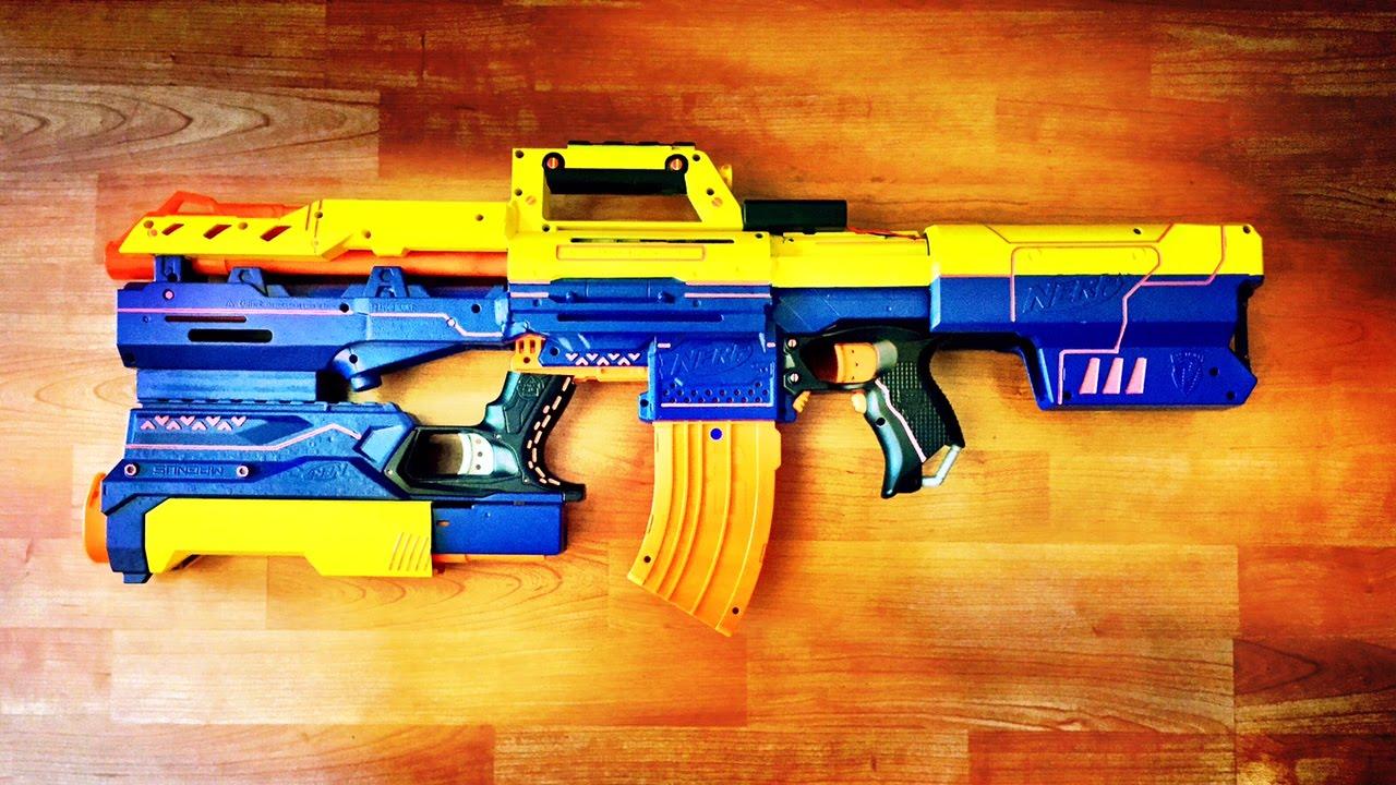 Bolt Action Retaliator Mod Kit – Wonderful Image Gallery