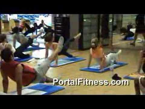 El Auténtico Pilates. Clase Modelo (Parte V)