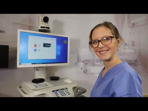 Telemedicine Treats Patients With Video Conferencing