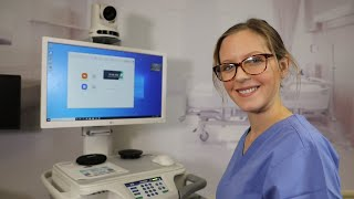 Telemedicine treats patients with video conferencing