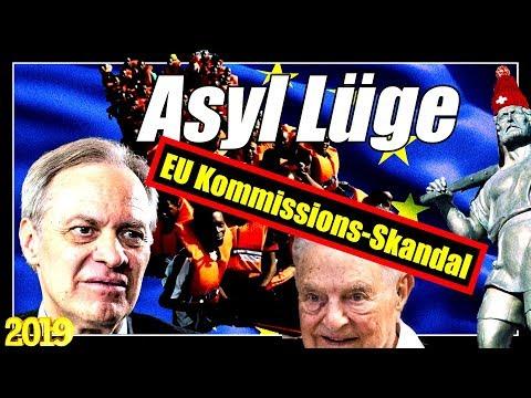 EU Asyl Lüge aufgedeckt   EU Kommissions Skandal   George Soros