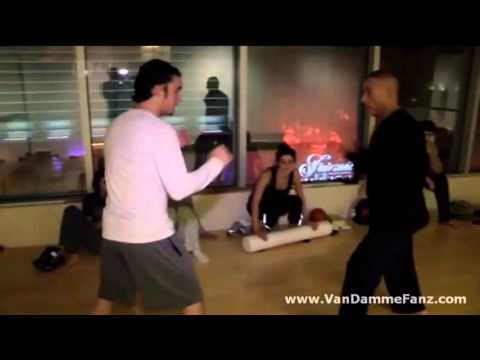 2011 Jean Claude Van Damme 50 years   Still Kicking and Training   YouTube