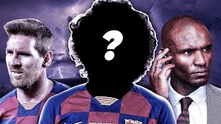 The Player Who SHOULD REPLACE Lionel Messi At Barcelona Is...| Continental Club