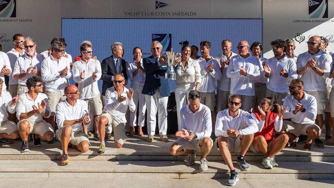 In pictures: The Loro Piana Superyacht Regatta 2018 | Boat