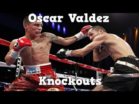 Oscar Valdez - Highlights / Knockouts