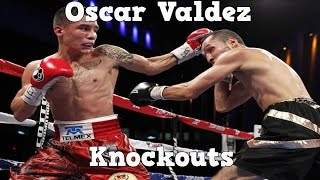 Oscar Valdez - Highlights / Knockouts