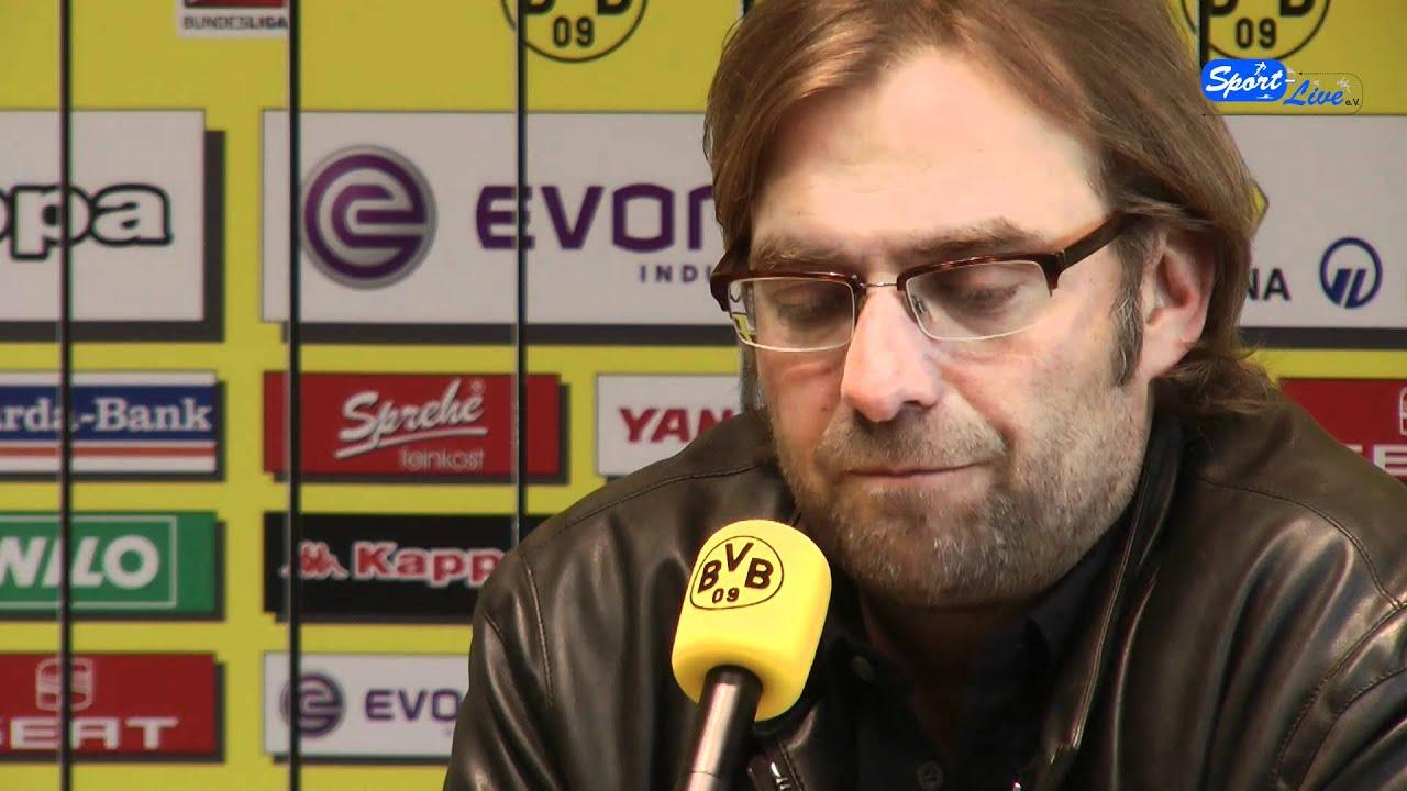 BVB - SC Freiburg: Gute Stimmung bei der letzten Bundesliga-PK der Saison (Teil 2)