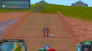 Spore: Galactic Adventures - Mission 1: Island Hopping