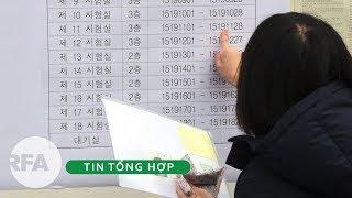 Tin tổng hợp RFA | Thêm 164 học sinh Việt Nam mất tích tại Hàn Quốc