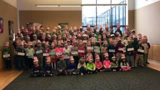 Our Lower School Celebrating Dr. Seuss's Birthday!