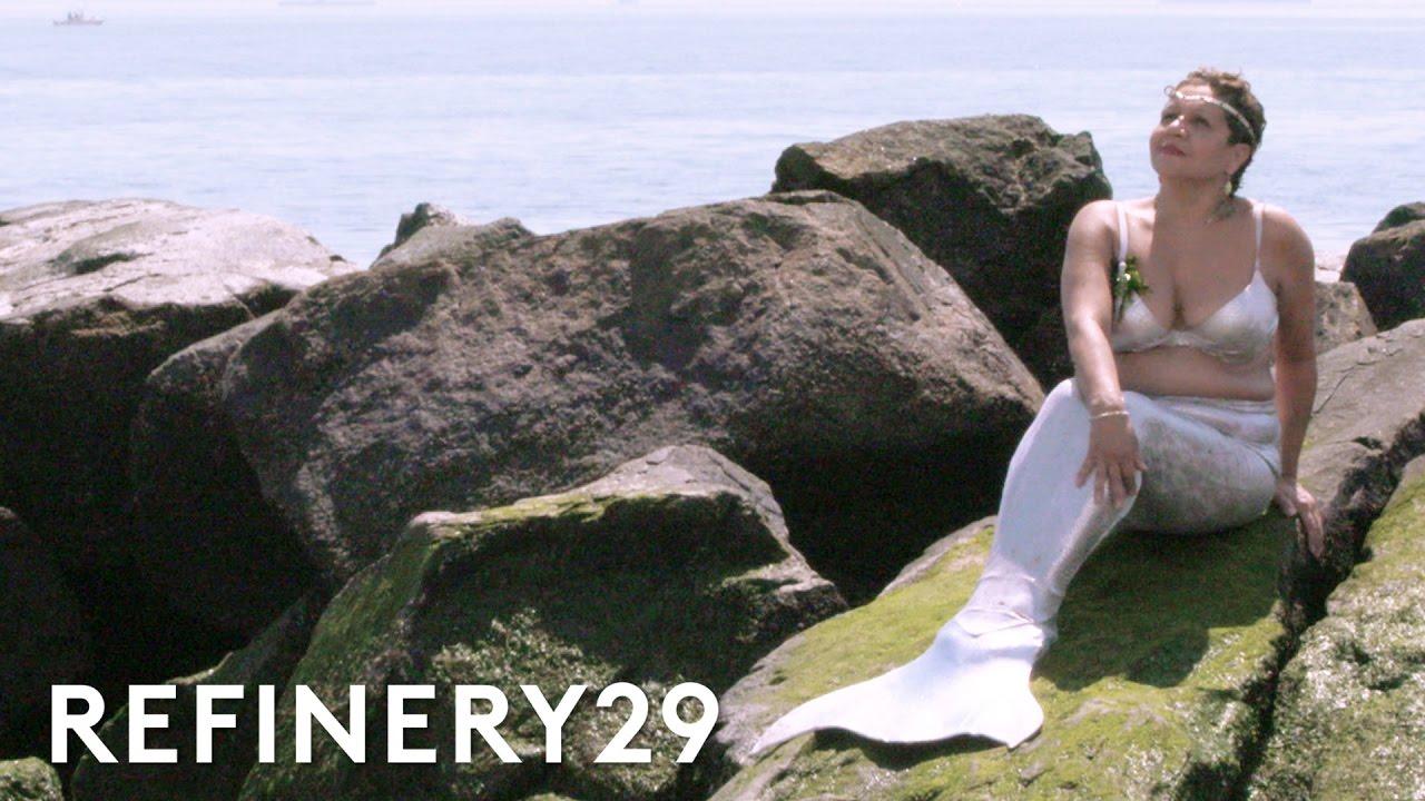 Meet The Harlem Mermaid | Get Real | Refinery29