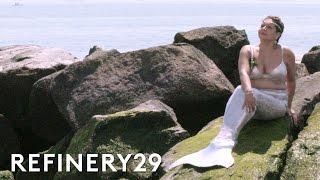 Meet The Harlem Mermaid   Get Real   Refinery29