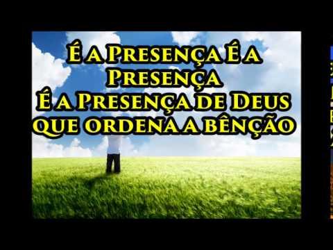 PRESENÇA DE DEUS ELAINE FERNANDES