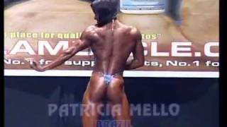 Patricia Mello, The HOTTEST Ultimate Fitness Godde