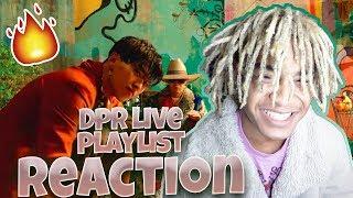 DPR LIVE - Playlist (OFFICIAL M/V) - REACTION 🔥
