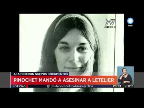 TV Pública Noticias - Pinochet ordenó matar a Letelier