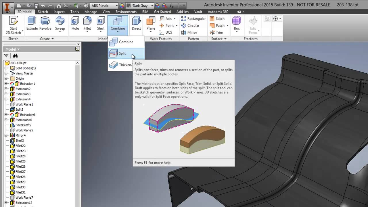 Customising the User Interface - Inventor 2015 - Autodesk - YouTube