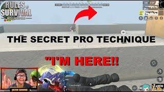 """THE SECRET PRO TECHNIQUE"" Stream Highlights #5 (ROS BISAYA)"