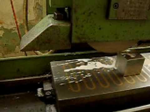 Tylko na zewnątrz Szlifierka magnesowa do płaszczyzn magnesowa ELB ORION - YouTube AD97