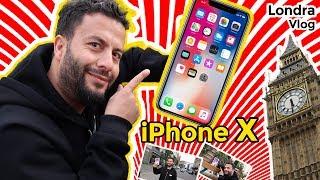 (20.9 MB) iPhone X ALMAYA LONDRA'YA GİTTİK! (vLOG) Londra'dan Almak Daha mı Karlı Oldu? Mp3