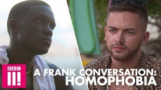 A Frank Conversation About Homophobia: About Last Night | One Hot Summer Stories