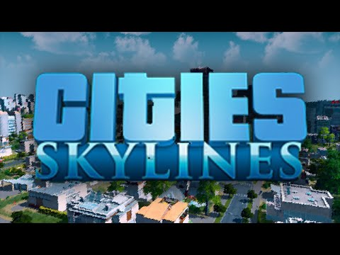 Cities: Skylines :: Laying The Pipe! (Ep. 1)