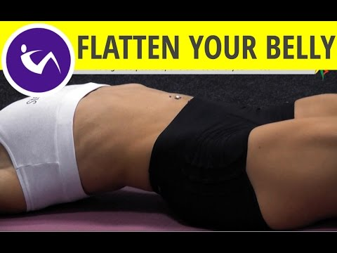 Flatten your belly: 3 simple exercises with weights for lower abdominal muscles
