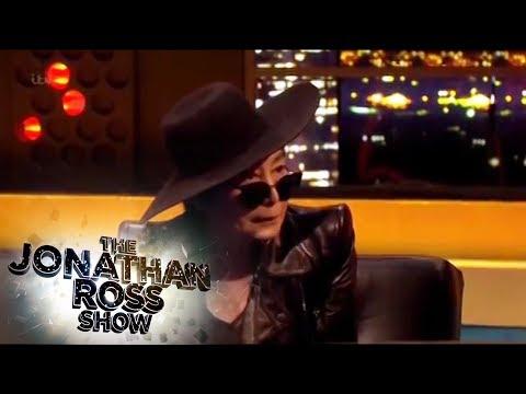 Yoko Ono Was Blamed For The Beatles Break-Up - Jonathan Ross Classic