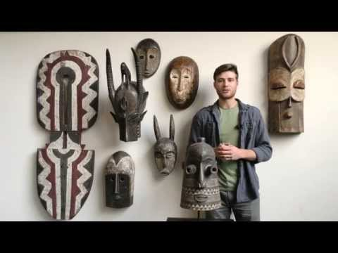 Unique African Art And Designer Tribal Art For Home And