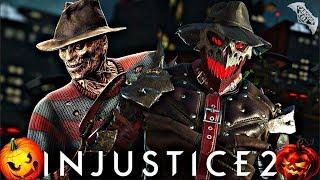 Injustice 2 Online - FREDDY KRUEGER SCARECROW! Halloween Week conti...