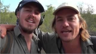 Oct 23 WildEarth Safari Sunrise Drive and Bushwalk--Happy Birthday James