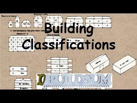 Building Classifications