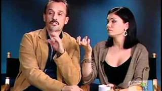 Prison Break Season 4   Robert Knepper and Jodi Lyn O'Keefe Interview