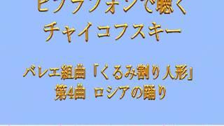 """【著作権フリー】バレエ組曲「くるみ割り人形」第4曲 ロシアの踊り(チャイコフスキー) ビブラフォン演奏/""""The Nutcracker"""" 4th Russian Dance in vibraphone"""