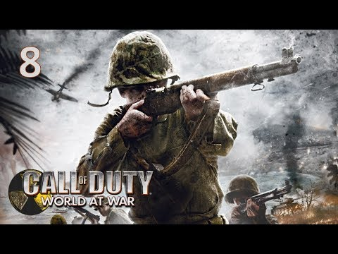 Call of Duty World at War 8(G) Boski wiatr