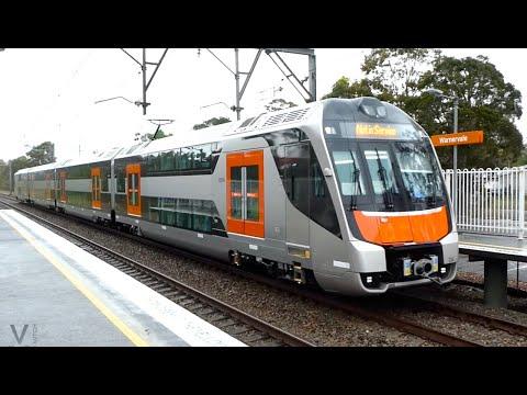 Australian Trains: NSW