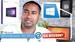 Get Windows 10 pro Operating System Licence @ Huge Discounted Price