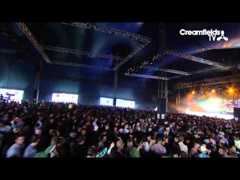 Bassjackers live at Creamfields 2014
