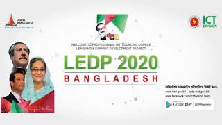 LEDP-2020 Web Design and Development (Class-14)